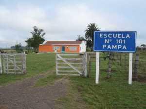 Escuela Rural No. 101, Tacuarembo